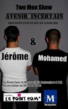 Jérôme Monnier Two Men Show