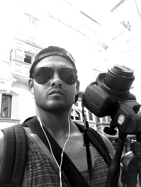 Eric Lemattre, réalisateur de This is Malta