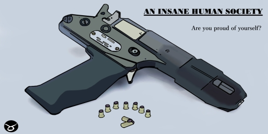 An Insane Human Society - Image Promotionnelle